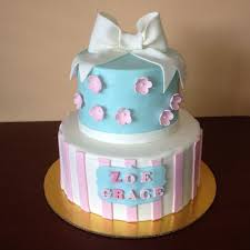 roscoe bakery baby shower cakes