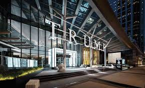 Trump House Inside Luxury Hotels Vancouver Trump International Hotel U0026 Tower