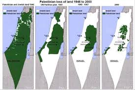 Israel Map 1948 Mcgraw Hill Scraps Textbook That Carried Map Describing Increasing