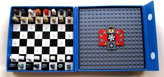 Diy Chess Set by Lego Ideas Lego Star Wars Travel Chess Set