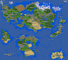 Labeled World Map by Hero U0027s Realm Images Worldmap Labeled Rpgmaker Net