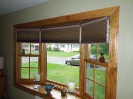 kitchen bay window treatments for large windows the remodel image kitchen bay window treatments ideas
