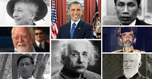 20 greatest world leaders and thinkers who were inspired by