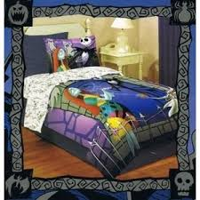 nightmare before king size comforter decorating