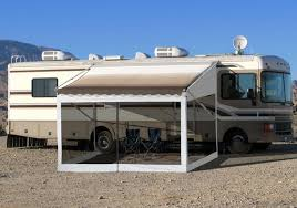 Rv Retractable Awnings Appleton Awning Shop Inc Canvas Work Appleton Wi
