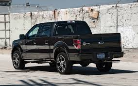 Fastest Ford Truck 2012 Ford F 150 Supercrew Harley Davidson Edition First Test