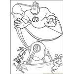incredibles coloring pages 15 coloring free incredibles