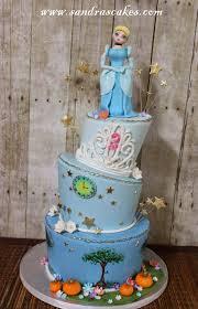 cinderella birthday cake cinderella themed birthday cake
