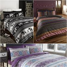 moroccan bedding sets u0026 duvet covers with pillow case ebay