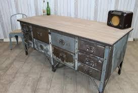kitchen island work table vintage industrial metal kitchen island work bench