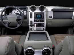 Interior Of Hummer H3 Hummer H2 Interior
