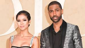 what is big sean s hairstyle jhene aiko s big sean tattoo his face on her elbow hollywood life