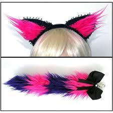 Halloween Costume Cat Ears 25 Cat Ears Tail Ideas Diy Cat