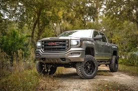 lifted gmc 1500 gallery lifted gmc sierra all terrain 20x10 8 point and 35x12
