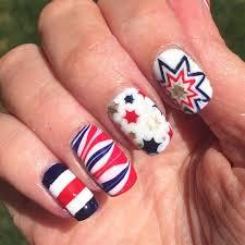 60 best ideas about 4th of july nail art nail art designs u0026 diy
