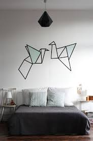 decoration murale chambre décoration murale chambre adulte nos meilleures idées