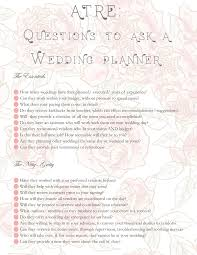 how to be a wedding coordinator what to ask a wedding coordinator tbrb info