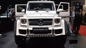maybach landaulet 2017 mercedes maybach g650 landaulet motor1 com photos