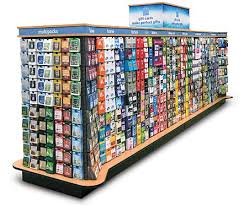 gift card display gift card store urm convenience stores