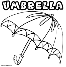 umbrella coloring pages coloring pages download print