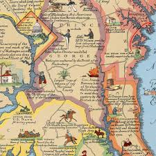 me a map of maryland historical literary map of maryland battlemaps us