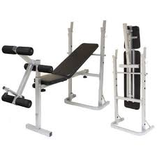 Weights And Bench Set Weight Benches Ebay