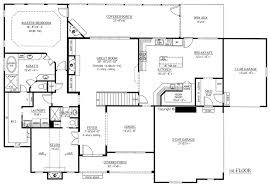 traditional floor plans house plan 50263 at familyhomeplans com