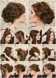 prom updo instructions how to make a fancy bun diy hairstyle fancy buns fancy and hair