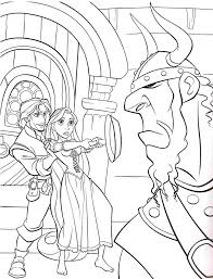 51 color rapunzel images disney coloring pages