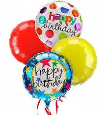 balloon delivery cincinnati ohio birthday balloon bouquet 4 mylar balloons a special