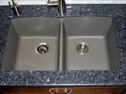 Clogged Kitchen Faucet Kitchen Blanco Sinks Apron Kitchen Sinks Country Kitchen Sink