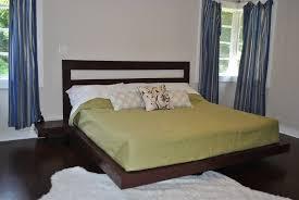 Diy Queen Size Platform Bed - how to build solid wood platform bed loccie better homes gardens