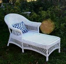 White Wicker Chaise Lounge Clearance 1930s Wicker Lounge Chair V U0026m Seating Pinterest Colors