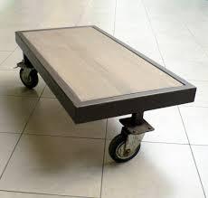 Table De Salon Industrielle by Tables De Salon Tables Basses Metal Design Loft