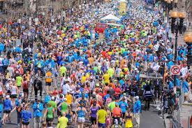 Copley Square Boston Map by Boston Marathon Patriot U0027s Day World Marathon Majors