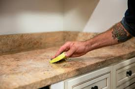 what s the best thing to clean kitchen cabinets with how to clean granite countertops hgtv