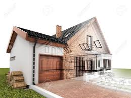 drawing design house house designs