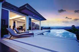 high class lay13288 3 bedroom high class villa in layan phuket rent house