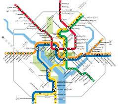 washington subway map best 25 washington metro ideas on washing dc