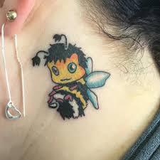 21 bumble bee tattoo designs ideas design trends premium psd