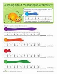 measuring in centimeters worksheet worksheets