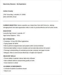 data entry resume data entry resume sle musiccityspiritsandcocktail