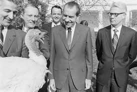 why does the president pardon a turkey the history the