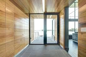 Door Exterior Modern Glass Door