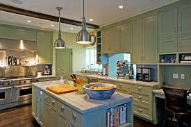 sage green home design ideas pictures remodel and decor santa monica spanish traditional kitchen los angeles by