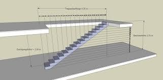 treppen rechner 6 sichere hinweise treppen selber bauen berechnen baubeaver