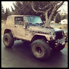 jeep mud 16 of the muddiest jeeps in america
