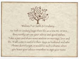 wedding wish tags wedding wish tree tags advice cards sign