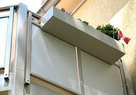 balkon blumenkasten balkon blumenkasten mit halterung blumen balkon aus metall b cm