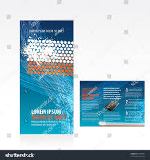 100 tri fold research poster template medical brochure